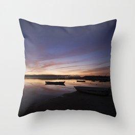 Coast Line Throw Pillow