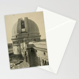 Lucas Albert Reed - Astronomy and the Bible (1919) - Yerkes Observatory, Lake Geneva, Wisconsin Stationery Cards