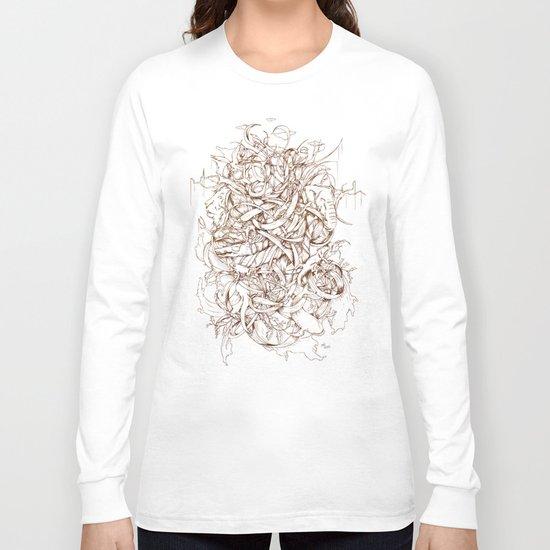 Water,Earth & Air Long Sleeve T-shirt