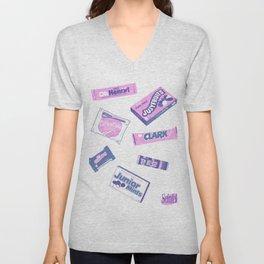 Seinfeld Candy Unisex V-Neck