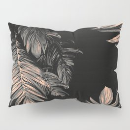 tropical in the nigth Pillow Sham