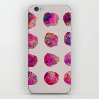 georgiana paraschiv iPhone & iPod Skins featuring Variations by Georgiana Paraschiv