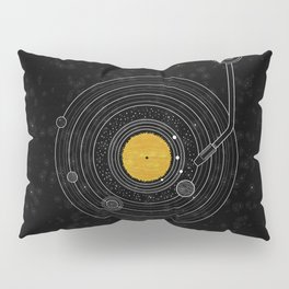 Cosmic Symphony Pillow Sham