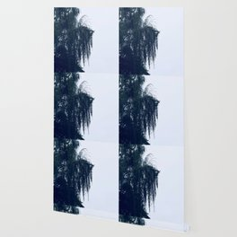 Weeping Tree Wallpaper