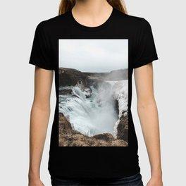 Gullfoss - Landscape Photography T-shirt