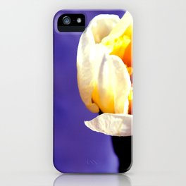 only nature is perfect iPhone Case