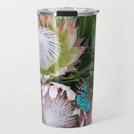 The King Protea Travel Mug