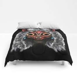 The Wolf Princess Comforters