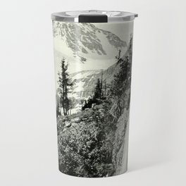 Mount Assiniboine Travel Mug