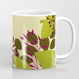 Belle plante Coffee Mug