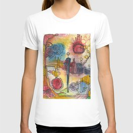 Place I Once Knew T-shirt
