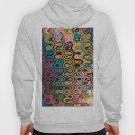 Abstract Composition 480 Hoody