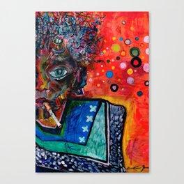 Olt Canvas Print