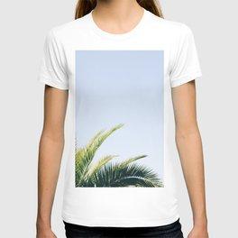 Green Palm Tree T-shirt