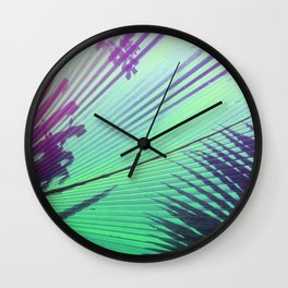 Branches Glowing Wall Clock