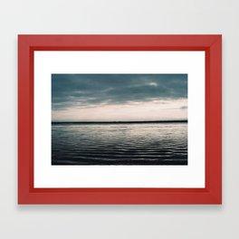 calmaria Framed Art Print