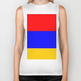 Flag of Armenia 2-Armenian,Հայաստան,Yerevan, Ararat Biker Tank