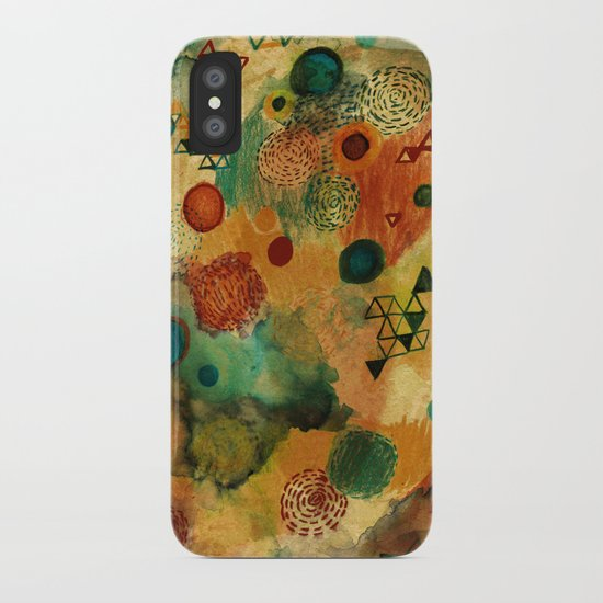 Creative Attraction iPhone Case