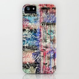 Contemplations of Sound iPhone Case