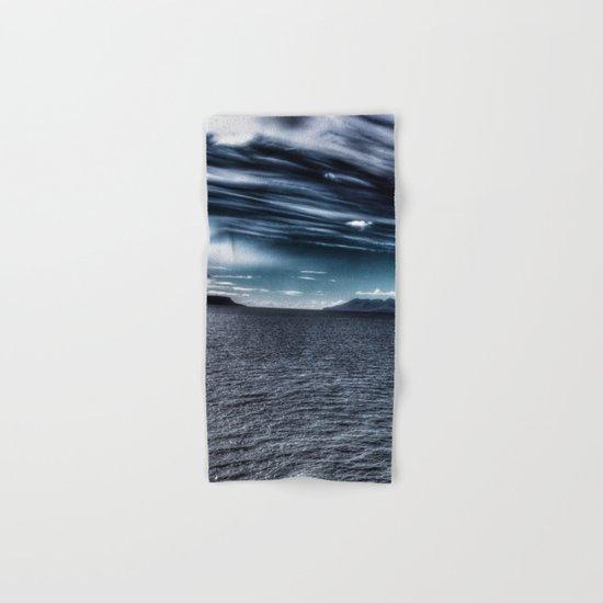 Speed Bonnie Boat Hand & Bath Towel