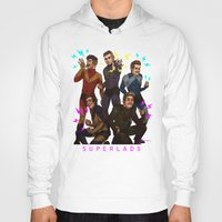 kendrawcandraw Hoodies featuring Superlads by kendrawcandraw