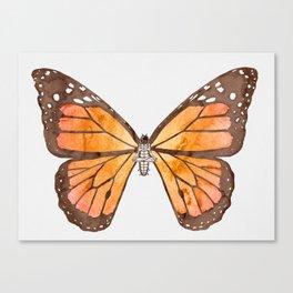 Caterpillar's nirvana Canvas Print