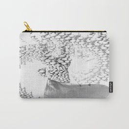 Deer Grey Carry-All Pouch
