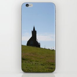 SAINT COLUMBA iPhone Skin