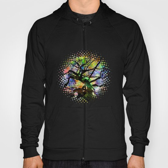 Frosted Tree Hoody