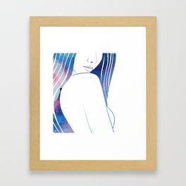 Celestial V Framed Art Print