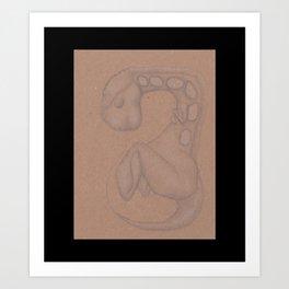 Specimen #18f (fetal) Art Print