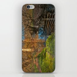 Green Mile Prison Cell iPhone Skin