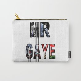 Lets Get It On - MR GAYE Carry-All Pouch