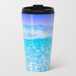 Turquoise Ocean Travel Mug