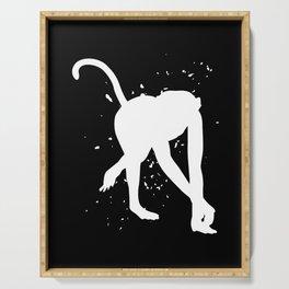 Monkey - Graphic Fashion Serving Tray