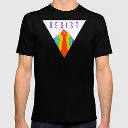 Resist (Pride) T-shirt