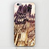 takmaj iPhone & iPod Skins featuring Reims by takmaj