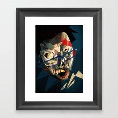 Zombme Framed Art Print