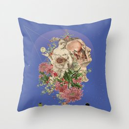 SUMMER IN YOUR SKIN 04 Throw Pillow