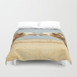Love and Affection Duvet Cover