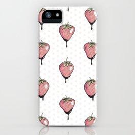 Strawberry Heaven iPhone Case