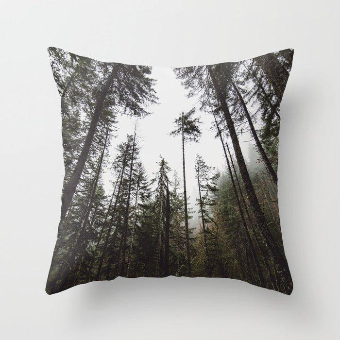 Pacific Northwest Forest Deko-Kissen