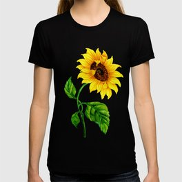 Summer Spring Sunflower T-shirt