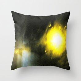 tremor I Throw Pillow