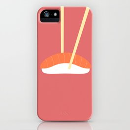 #16 Sushi iPhone Case