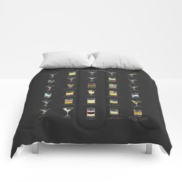 The Rum Cocktail Comforters