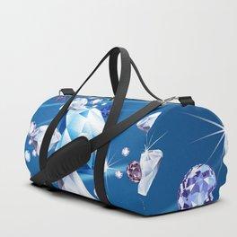 The diamond galaxy 7 Duffle Bag
