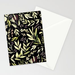 Eucalyptus in Autumn Stationery Cards