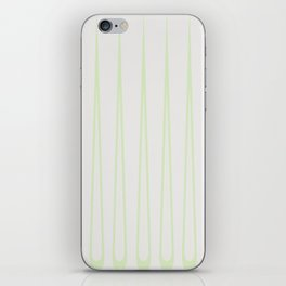 Pointed iPhone Skin