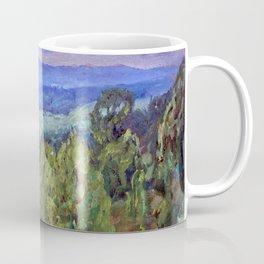 Theodore Clement Steele Storm Clouds Coffee Mug